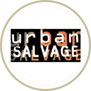 Urban Salvage-Recycle timbers salvaged from the urban landscape.
