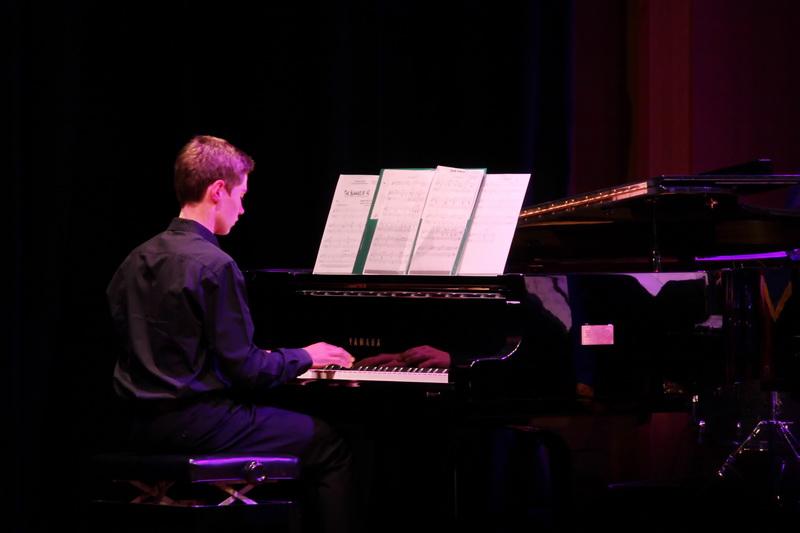 Eltham High School Mid Year Concert 2015